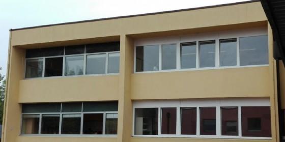 Edifici scolastici: lavori per sostituire i serramenti alla scuola media Pasolini di Rorai