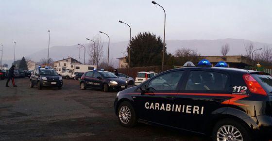 Tollegno, tre nigeriani accusati di schiamazzi: intervengono i carabinieri