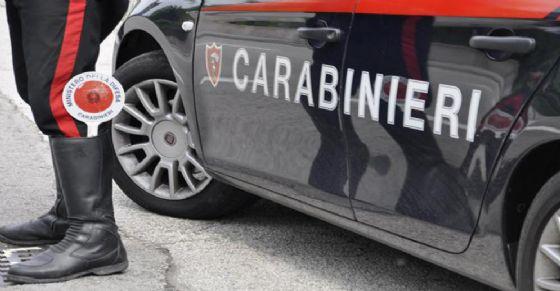 La donna è stata ritrovata dai carabinieri