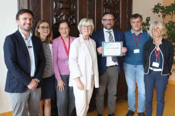 L'Asl di Biella vince il premio speciale Actionaid di Piemonte Innovazione 2018
