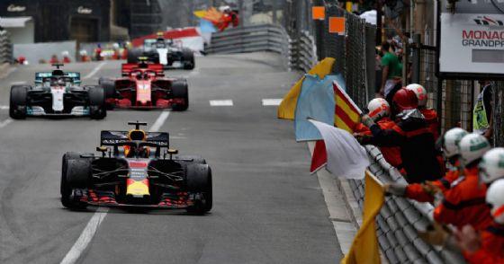 Ticinonline - Secondo successo stagionale per Ricciardo