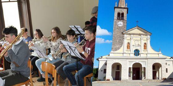 Vigliano, al Teatro Erios, in concerto la «Erios Junior Jazz Orchestra» (© Comune Vigliano Biellese)