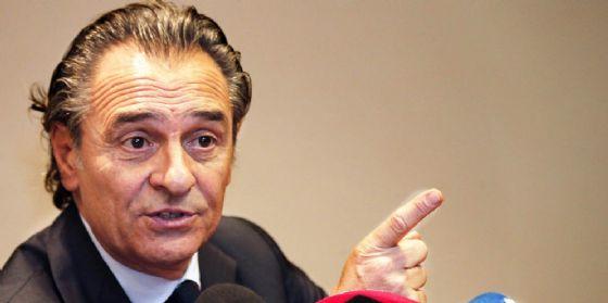 Prandelli smentisce un contatto con l'Udinese