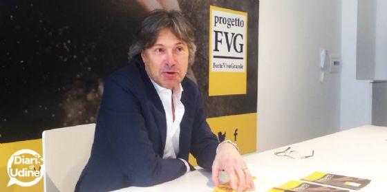 Assessore alle Attività produttive, Sergio Emidio Bini