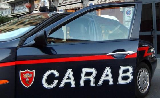 Falso allarme ladri a Gaglianico (© Carabinieri)