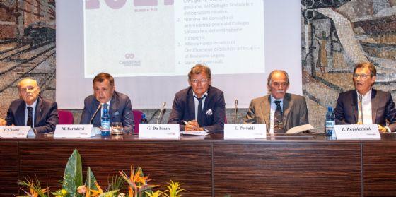 Confidi Friuli approva il bilancio: 55 milioni di prestiti, 42 mila euro di utile