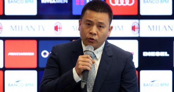 Alta tensione Milan: Yonghong, siamo al gong