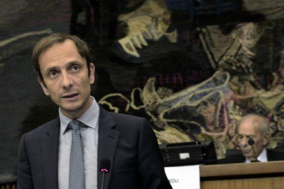 Governatore regionale Massimiliano Fedriga