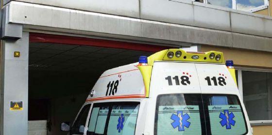 Auto contro moto in via Cividale: 48enne finisce in ospedale