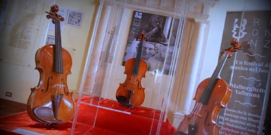 Una mostra sugli strumenti antichi 'apre' Risonanze (© Risonanze)