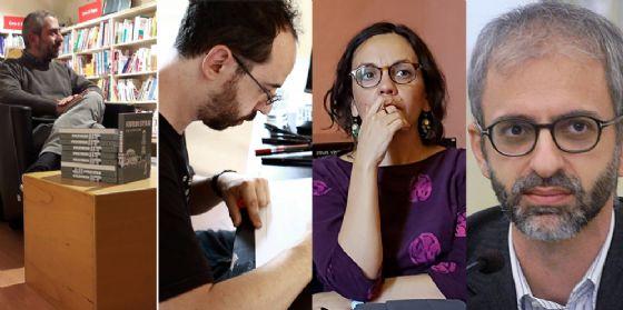 Masterclass sul graphic journalism al Festival di Ronchi dei Legionari (© Diario di Gorizia)