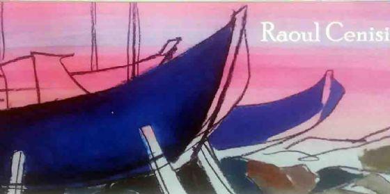 Prorogata la mostra di Raoul Cenisi alla Leg Antiqua