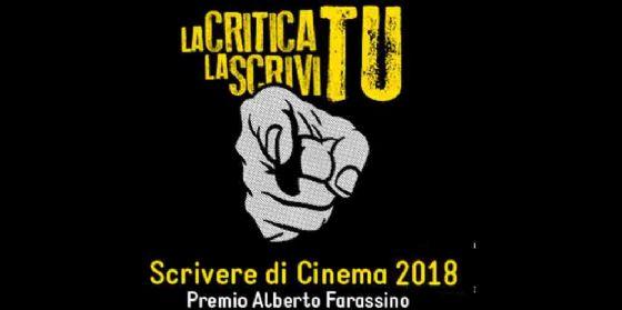 """Concorso """"Scrivere di cinema"""": ancora pochi giorni per essere critici! (© Premio Alberto Farassino)"""