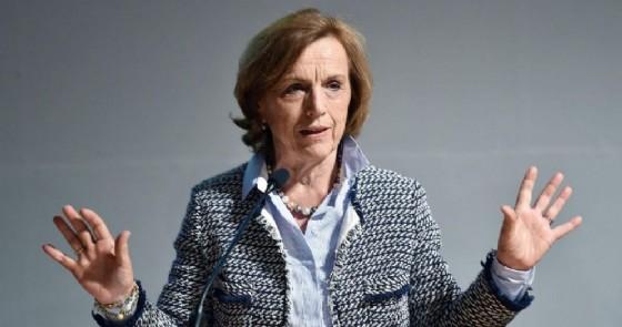 L'ex ministro del Lavoro Elsa Fornero