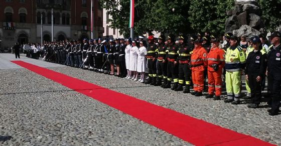 Festa della Repubblica a Biella (© Diario di Biella)