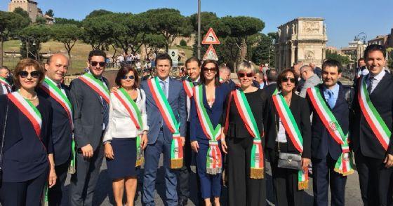 Festa della Repubblica, i sindaci biellesi alla cerimonia ufficiale di Roma