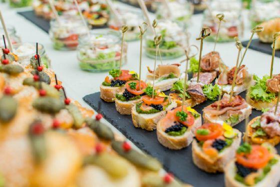 Il finger food diventa gourmet a Biella