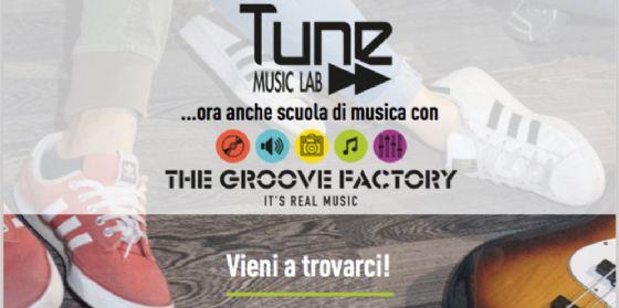 Pochi giorni all'inaugurazione della sede pordenonese di The Groove Factory