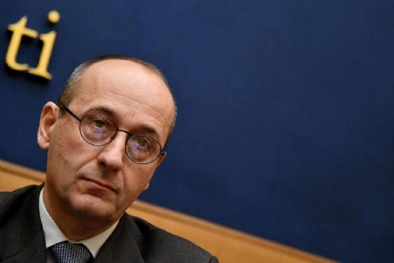 Il senatore della Lega, Alberto Bagnai