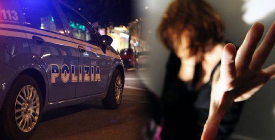 L'intervento della polizia ha permesso di fermare l'aguzzino