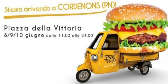 """A Cordenons """"La felicità in un cartoccio"""": l'Italia culinaria si incontra con 'Street Food Time' (© 'Street Food Time')"""
