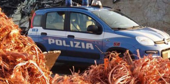Polizia di Stato: Action day contro i furti di metallo