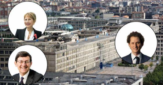 Il gruppo Bilderberg si riunisce a Torino: gli italiani presenti al meeting «dei potenti» (© Museo Torino)