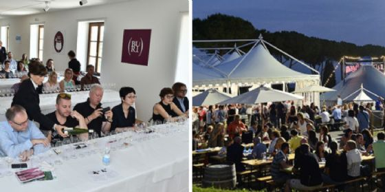 Fiera dei Vini di Buttrio: degustazioni guidate, show cooking e convegni tecnici
