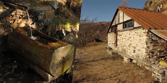 I sentieri del biellese, una gita alla baita-bivacco Alpe Cascinetta