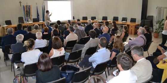 Cluster Arredo e Sistema Casa Fvg: inaugurata nuova sede nel palazzo storico del Comune di Brugnera
