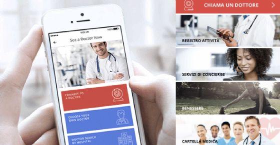 SaluberMD, l'app che rivoluziona la medicina: medico e paziente parlano via app