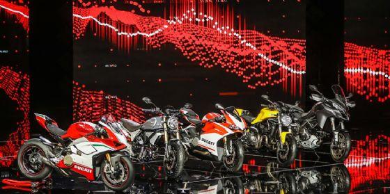 I nuovi modelli Ducati 2018