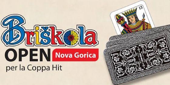 1° Torneo di Briscola Open a Nova Gorica per la Coppa Hit