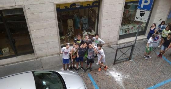 Studenti biellesi, fine anno scolastico (© Diario di Biella)