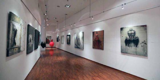 A palazzo Costanzi la mostra 'Il tempo delle storie' di Adriana Itri (© Comune di Trieste)