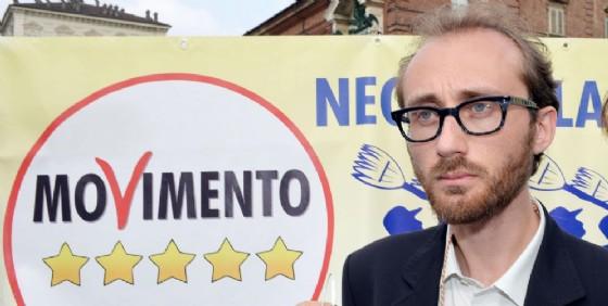 Il consigliere Davide Bono (© ANSA)