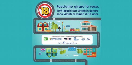 """Arriva a Pordenone """"Facciamo Girare la Voce"""": il tour per sensibilizzare l'opinione pubblica sul divieto del gioco minorile"""