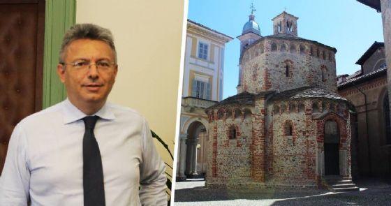Il Sindaco di Biella, Marco Cavicchioli