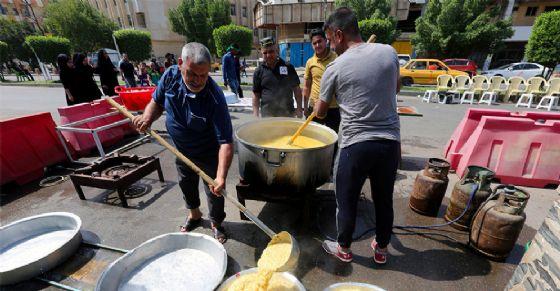 Street Food (foto d'archivio)