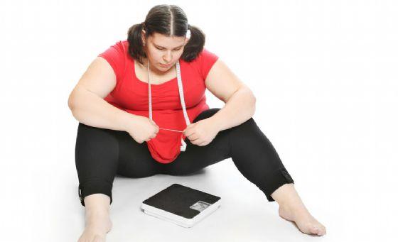 Adolescente obesa