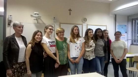 Biella al linguistico l'alternanza scuola lavoro si fa all'estero (© liceo «G. e Q. Sella»)