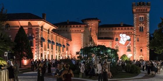 Cena spettacolo di FVG Via dei Sapori al Castello di Spessa di Capriva del Friuli