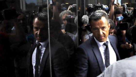 Il potentissimo agente Jorge Mendes