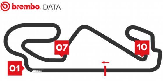 Moto: Catalogna, Rossi