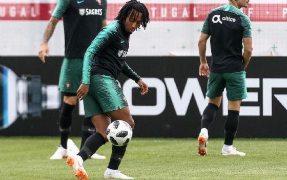Il talentuoso attaccante portoghese Gelson Martins