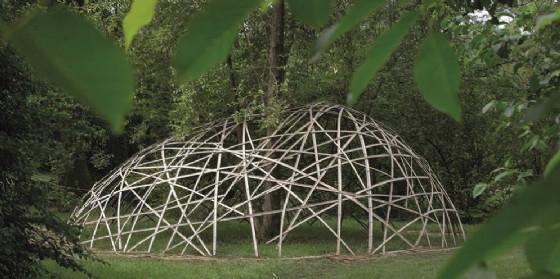Humus Park, una visita alle opere dell'international land art meeting in bicicletta