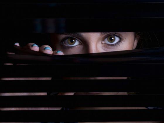 Donna cieca può vedere gli oggetti in movimento