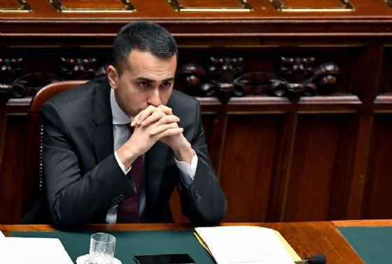 Il ministro del Lavoro e dello Sviluppo Economico, Luigi Di Maio
