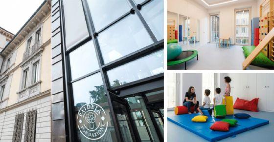 A Torino nasce il nuovo centro Paideia: giochi e laboratori per bimbi e famiglie (© Paideia)