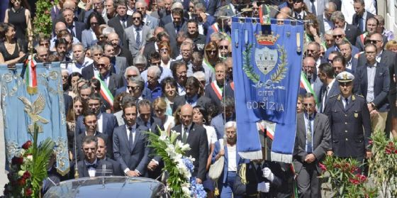 Morte Romoli, Fedriga: «Prometto di essere ad altezza suo insegnamento»
